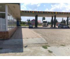 Statie distributie carburanti Movila Banuluiu