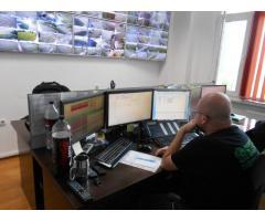 Pachet mobilier, echipamente de monitorizare si supraveghere, tehnica de calcul si birotica.