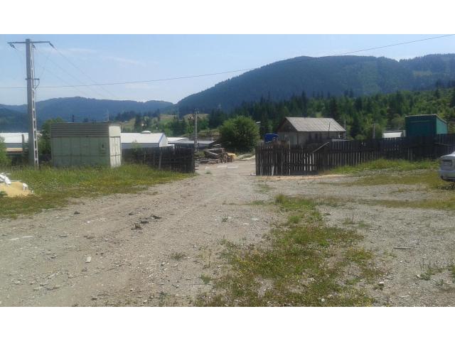 Complex industrial Borsec, Harghita - 5/10