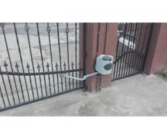 Sistem automatizat inchideri porti