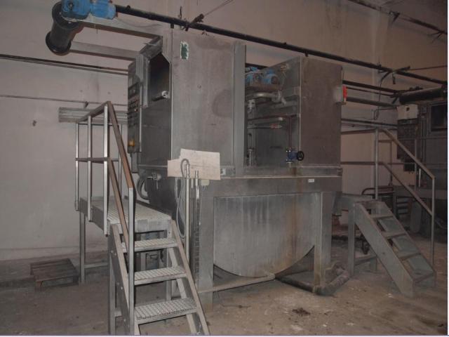 Lichidator judiciar, vand masini vopsit tip JANUS J15 - 3/3