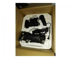Camera Video profesionala JVC GY-HM 790E cu obiectiv Canon