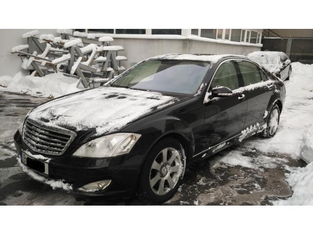 Vanzare auto Mercedes Benz S500 - 1/4