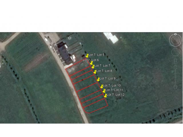11loturi terenuri intravilane situate in Balotesti - 4/4