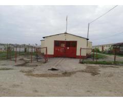 Clădire hală producție țevi  împreună cu teren și  echipament tehnologic producere ţevi