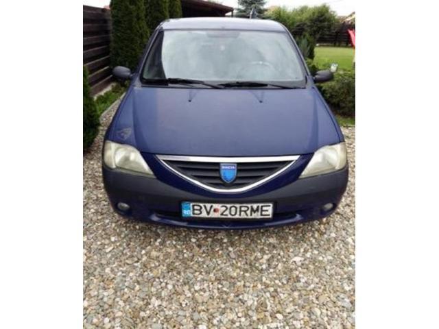 Dacia Logan - 1/2