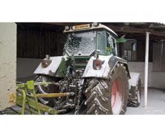 Tractor Fendt 820 Vario