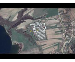 Activ industrial - teren 69.748 mp si constructii Loc. Verguleasa, jud. Olt