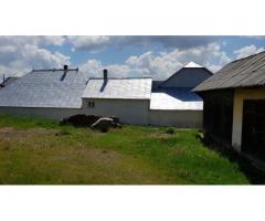 Proprietate imobiliara (Teren + Cladiri), Calafindesti, Suceava