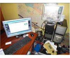 Sistem supraveghere, Laptop, Echipamente GPS