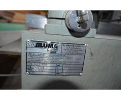 Mașină de debitat PVC Aluma