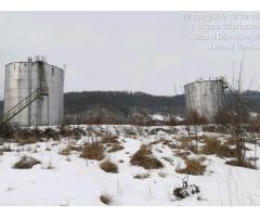 Amplasament industrial fosta Rafinărie Dărmănești