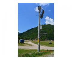 Linie electrica de medie tensiune