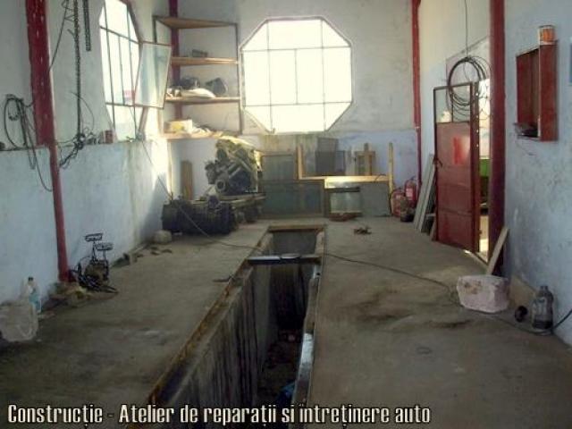 Clădire – atelier de reparaţii şi întreţinere auto - 2/4