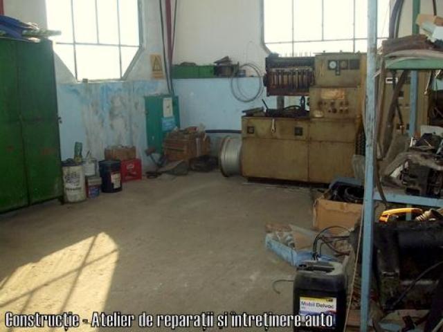 Clădire – atelier de reparaţii şi întreţinere auto - 4/4