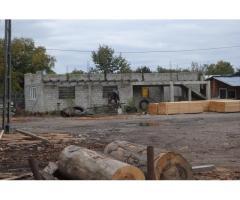 Fostă fabrică de cherestea din Tazlău