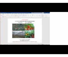 Licitatie Complex Sere certificate BIO -12 ha-Ciocaia-Bihor-Reducere la 50%