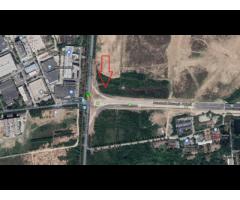 Teren intravilan 7.054 mp, situat pe Str. Petricani nr. 11A, Sector 2, București