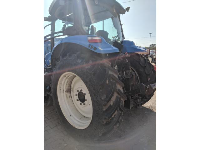 Tractor New Holland, model NH T6.175 - 4/7