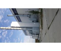 Instalație ventilație și incinerare noxe