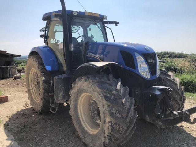 Lichidator judiciar vand Tractor New Holland T7260 T4 - 2/4