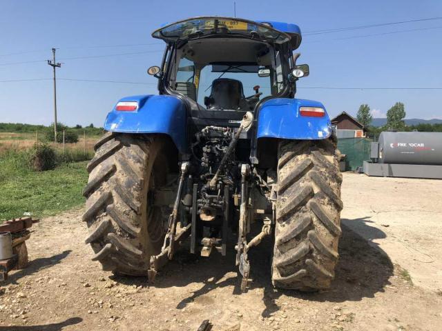 Lichidator judiciar vand Tractor New Holland T7260 T4 - 3/4