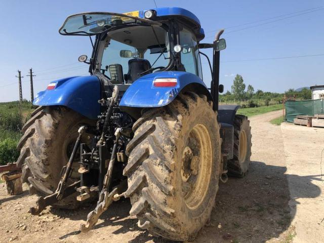 Lichidator judiciar vand Tractor New Holland T7260 T4 - 4/4