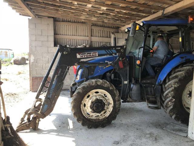 Lichidator judiciar vand Tractor New Holland TD5.105 T3 - 3/3