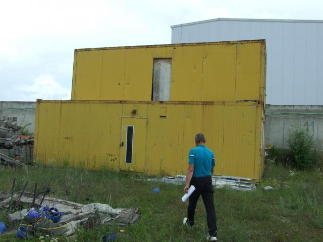Container dormitor tip colonie format din 5 elemente – 5 buc - 1/9