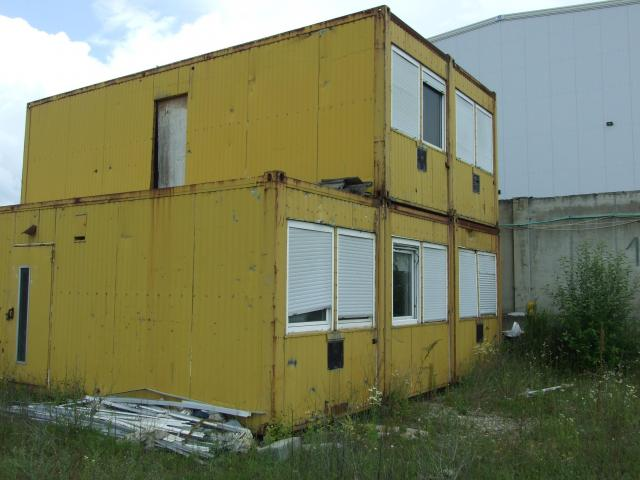 Container dormitor tip colonie format din 5 elemente – 5 buc - 2/9