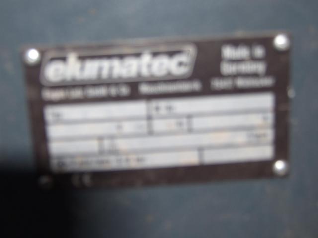 Masina de tâmplărie aluminiu PVC Elumatec si Generator Atlas Copco GA7FA - 3/9
