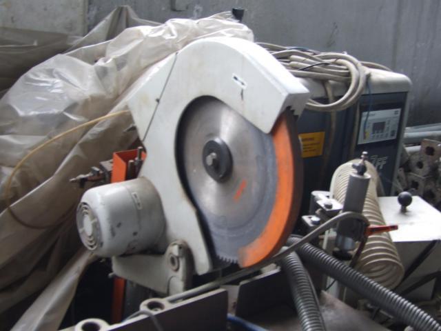 Masina de tâmplărie aluminiu PVC Elumatec si Generator Atlas Copco GA7FA - 4/9