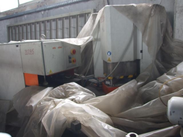 Masina de tâmplărie aluminiu PVC Elumatec si Generator Atlas Copco GA7FA - 9/9