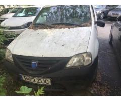 Autoutilitara Dacia Logan din 2007 la 2838 lei