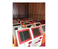 Vanzare echipamente si obiecte de mobilier: terminale, carcase terminale, servere, calculatoare, etc