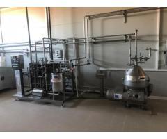 Lichidator judiciar vand fabrica de procesare produse lactate și brânzeturi