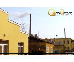 """Fabrica de Ulei """"Mândra"""", situată în Bârlad, jud. Vaslui. Pachet Bunuri Mobile aferent fabricii"""