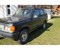 Land Rover, tipul  LP / Range Rover