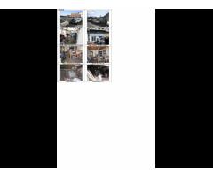 SPAȚIU DE PRODUCȚIE / PRESTĂRI SERVICII: ATELIER – 147 mp+ MAGAZIE – 59 mp, situate în loc. BAIA MAR