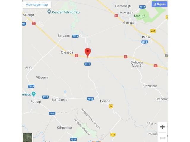 10.000 mp teren extravilan arabil in Lunguletu - 9/9
