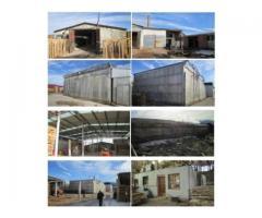 Licitatie activ industrial - fabrica de cherestea Rasnov