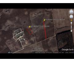17 loturi teren intravilan Balotesti Ilfov