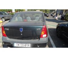 Autoturism Dacia Logan, 2006