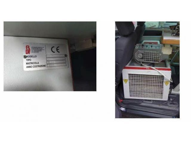 masina de cusut si generator caldura - 2/2