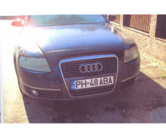 Licitatie publica Audi A6 Ploiesti