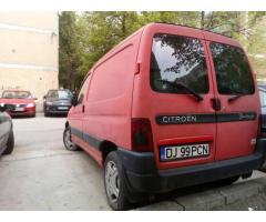 Citroen Berlingo nefunctional, motor defect
