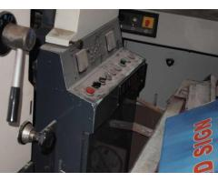 Lichidator judiciar vand masina tipografie - Oliver 52 Sakurai