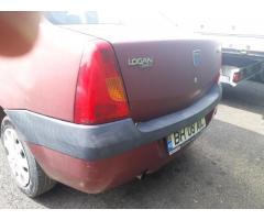 Autoturism Dacia berlină