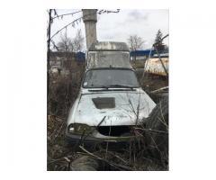 Autoutilitara Dacia