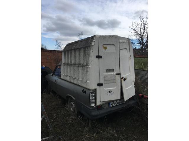 Autoutilitara Dacia - 5/5